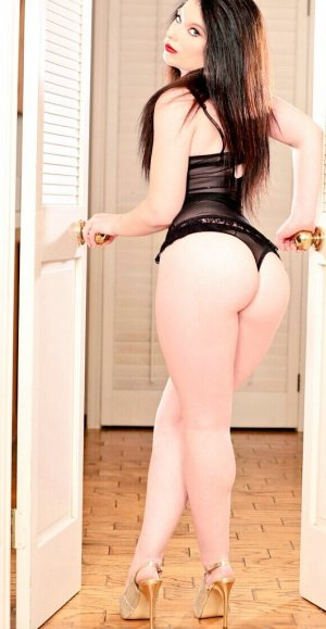 Thaliana escort in Rexburg ID